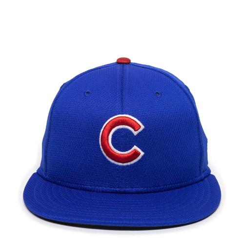 Chicago Cubs MLB Mesh Replica Adjustable Baseball Cap Hat