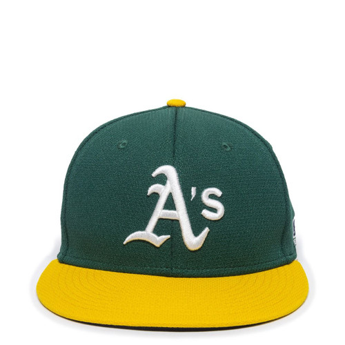 Oakland A's MLB Mesh Replica Adjustable Baseball Cap Hat