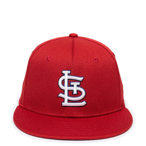 St. Louis Cardinals MLB Mesh Replica Adjustable Baseball Cap Hat