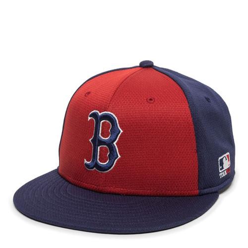 Boston Red Sox Alternate MLB Mesh Replica Adjustable Baseball Cap Hat