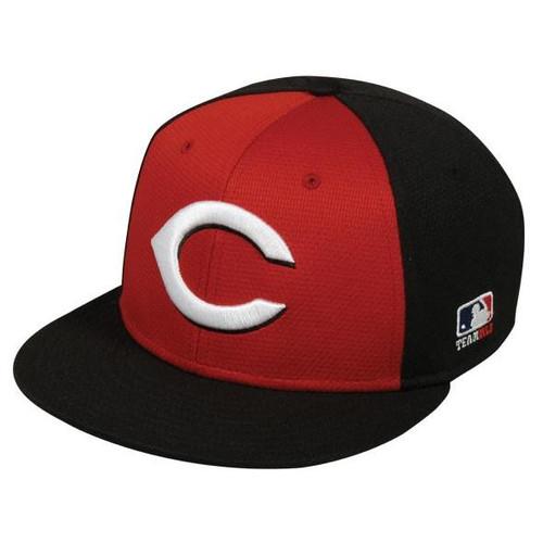Cincinnati Reds Alternate MLB Mesh Replica Adjustable Baseball Cap Hat