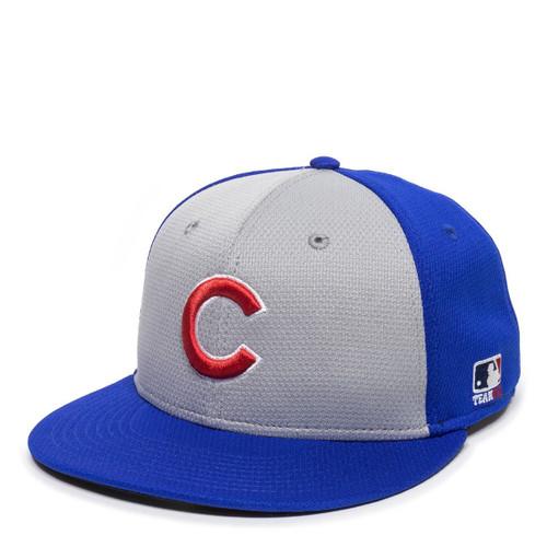 Chicago Cubs Alternate MLB Mesh Replica Adjustable Baseball Cap Hat