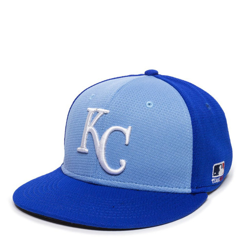 Kansas City Royals Alternate MLB Mesh Replica Adjustable Baseball Cap Hat