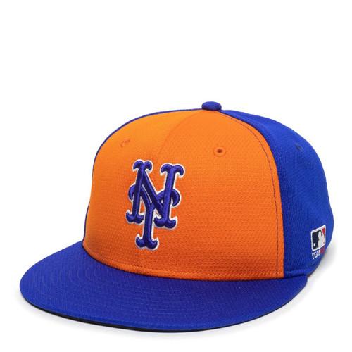 New York Mets Alternate MLB Mesh Replica Adjustable Baseball Cap Hat