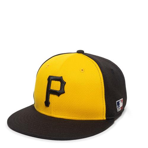 Pittsburgh Pirates Alternate MLB Mesh Replica Adjustable Baseball Cap Hat