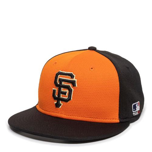 San Francisco Giants Alternate MLB Mesh Replica Adjustable Baseball Cap Hat