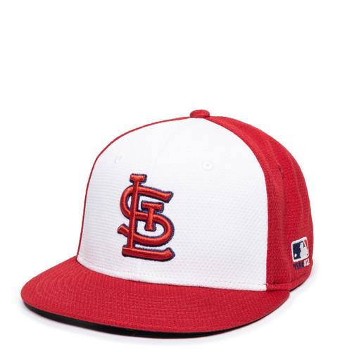 St. Louis Cardinals Alternate MLB Mesh Replica Adjustable Baseball Cap Hat