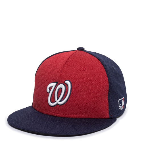 Washington Nationals Alternate MLB Mesh Replica Adjustable Baseball Cap Hat
