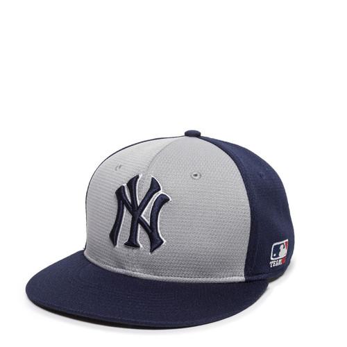 New York Yankees Alternate MLB Mesh Replica Adjustable Baseball Cap Hat