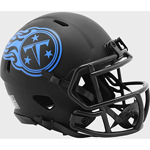 Tennessee Titans 2020 Black Revolution Speed Mini Football Helmet