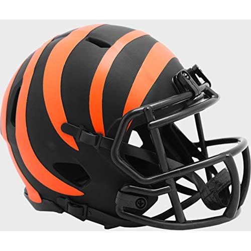 Cincinnati Bengals 2020 Black Revolution Speed Mini Football Helmet