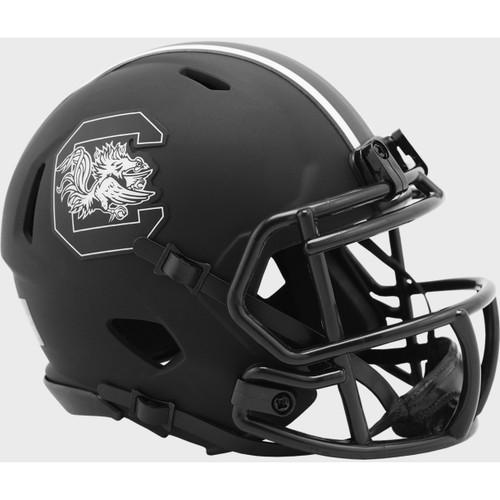 South Carolina Gamecocks 2020 Black Revolution Speed Mini Football Helmet