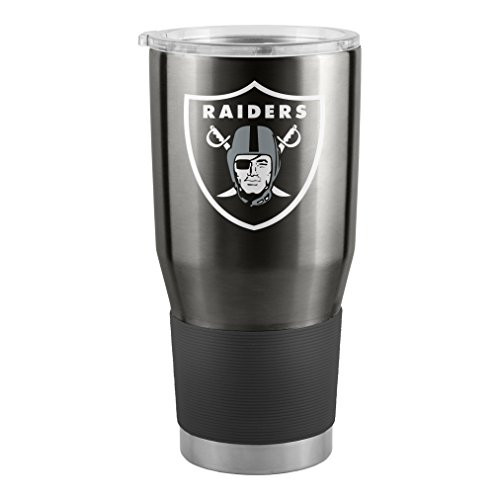 Las Vegas Raiders NFL 30 oz. Curved Ultra Insulated Tumbler Cup
