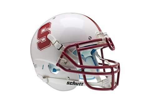 Stanford Cardinal Schutt Full Size Authentic Helmet