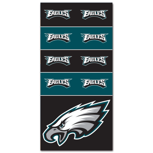 Philadelphia Eagles NFL Bandana Superdana Neck Gaiter Face Guard Mask