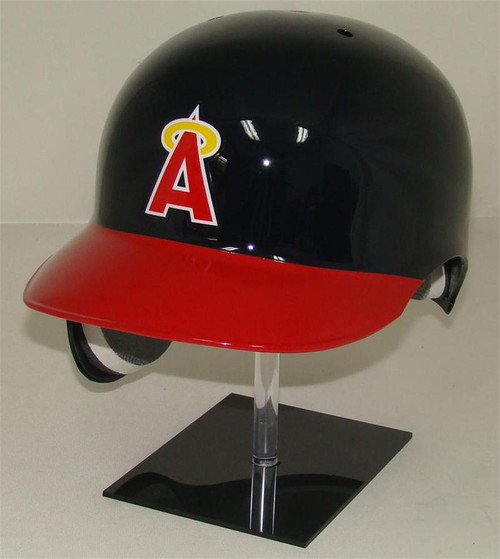 Angels Rawlings REC Throwback Full Size Baseball Batting Helmet