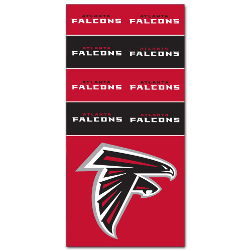 Atlanta Falcons NFL Bandana Superdana Neck Gaiter Face Guard Mask