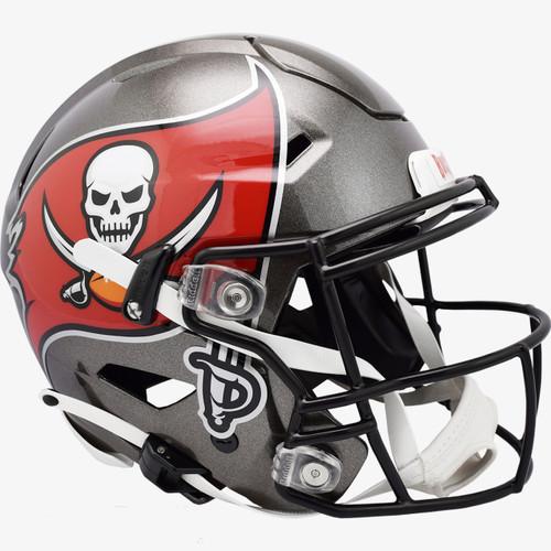 Tampa Bay Buccaneers NEW 2020 SpeedFlex Riddell Full Size Authentic Football Helmet - Speed Flex