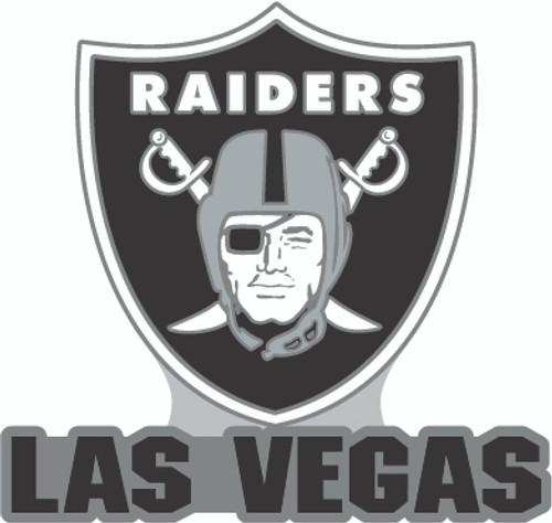Las Vegas Raiders NFL Logo Lapel Pin - New 2020 Las Vegas Logo