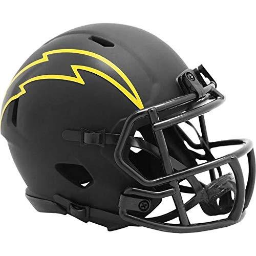 Los Angeles Chargers 2020 Black Revolution Speed Mini Football Helmet