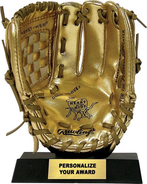 Rawlings Mini Gold Glove Award