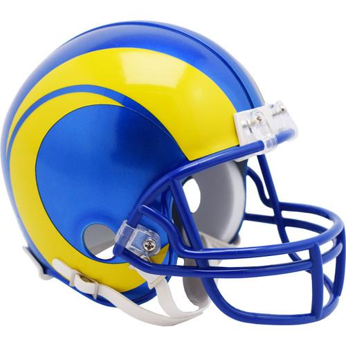 Los Angeles Rams New 2020 VSR4 Mini Football Helmet