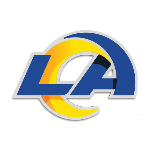 Los Angeles Rams 2020 3D Fan Foam Logo Wall Sign