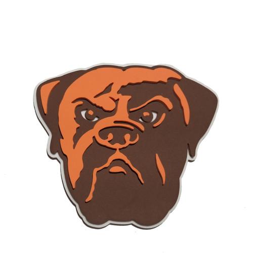 Cleveland Browns EVA Foam 3D NFL Magnet