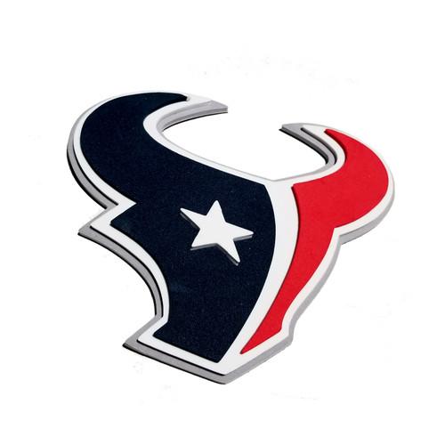 Houston Texans EVA Foam 3D NFL Magnet