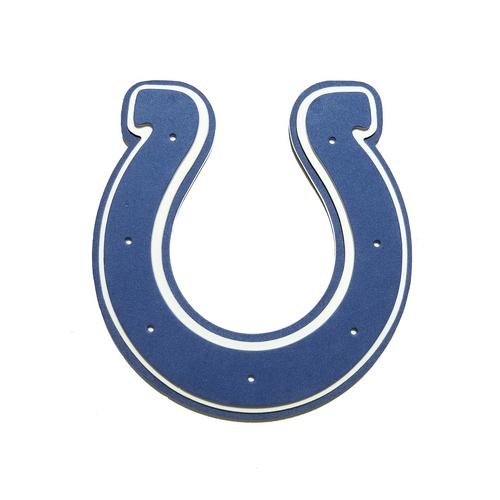 Indianapolis Colts EVA Foam 3D NFL Magnet