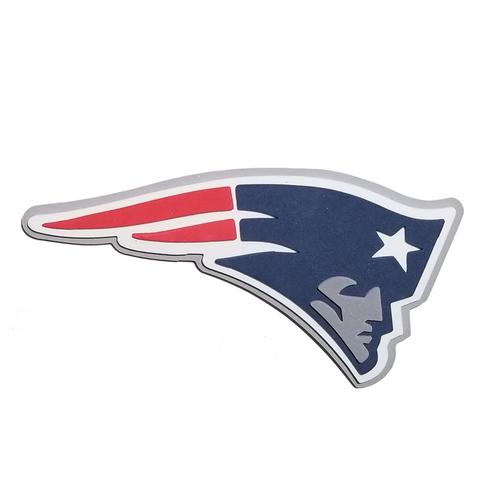 New England Patriots EVA Foam 3D NFL Magnet