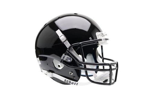 Army Black Knights Black Schutt Full Size Replica XP Football Helmet