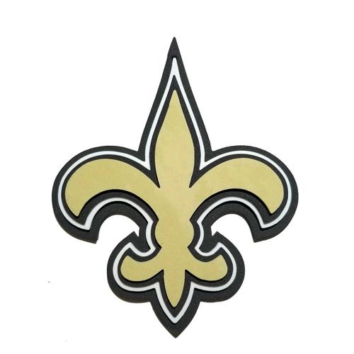 New Orleans Saints EVA Foam 3D NFL Magnet