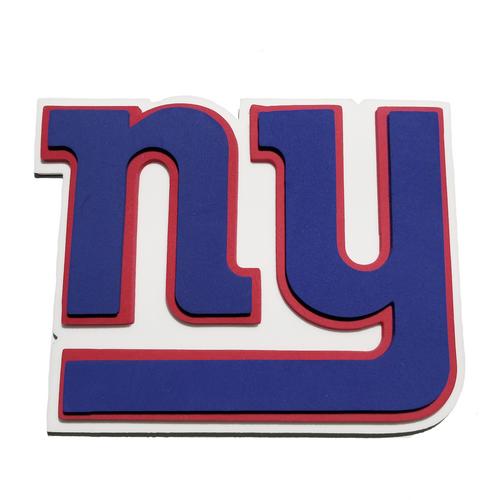New York Giants EVA Foam 3D NFL Magnet