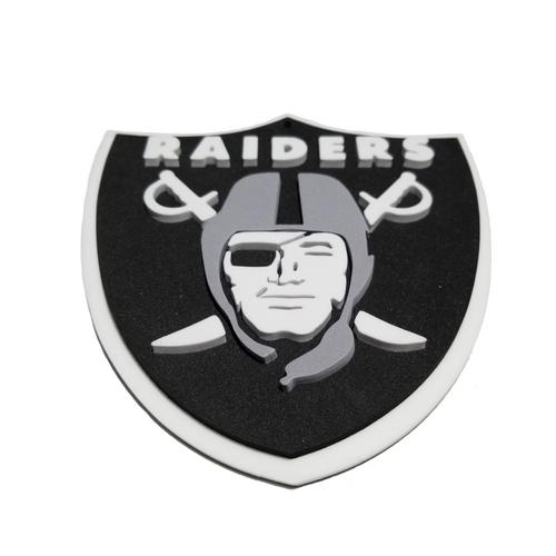 Las Vegas Raiders EVA Foam 3D NFL Magnet
