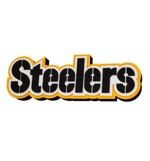 Pittsburgh Steelers EVA Foam 3D NFL Magnet
