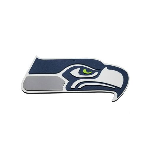 Seattle Seahawks EVA Foam 3D NFL Magnet