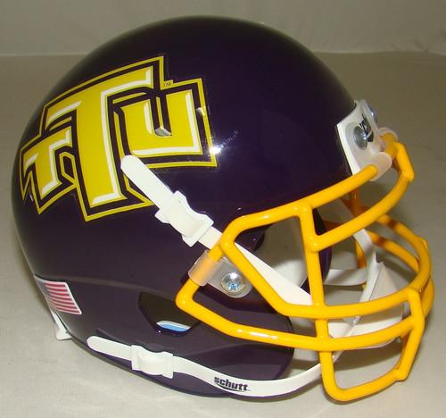 Tennessee Tech Golden Eagles Schutt Mini Authentic Football Helmet
