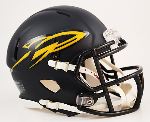 Toledo Rockets NCAA Riddell SPEED Mini Helmet