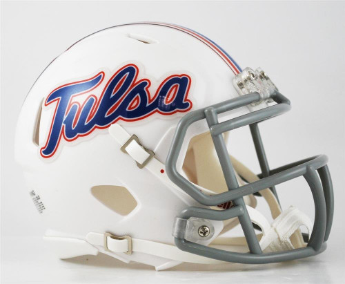 Tulsa Golden Hurricanes NCAA Riddell SPEED Mini Helmet