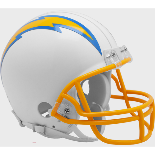 Los Angeles Chargers New 2020 VSR4 Mini Football Helmet