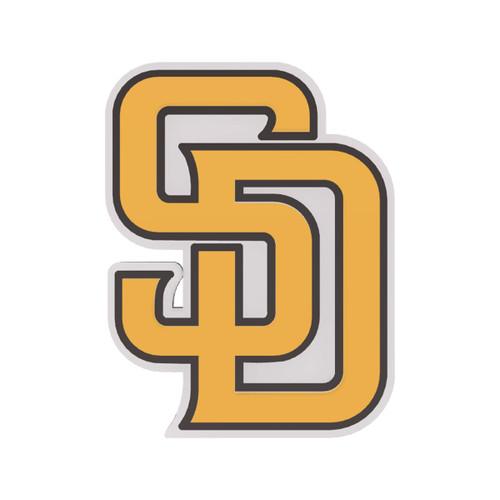 San Diego Padres 3D Fan Foam Logo Sign