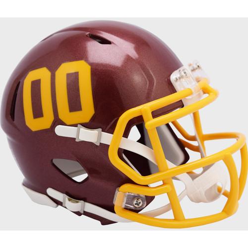 Washington Football Team Revolution SPEED Mini Football Helmet