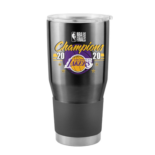 Los Angeles Lakers NBA Champions 30 oz. Curved Ultra Tumbler Travel Mug