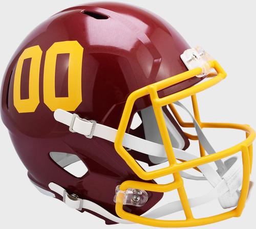Washington Redskins NFL Football Team 2020 SPEED Riddell Full Size Replica Football Helmet