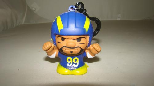 Los Angeles Rams Aaron Donald #99 Series 3 SqueezyMates NFL Figurine