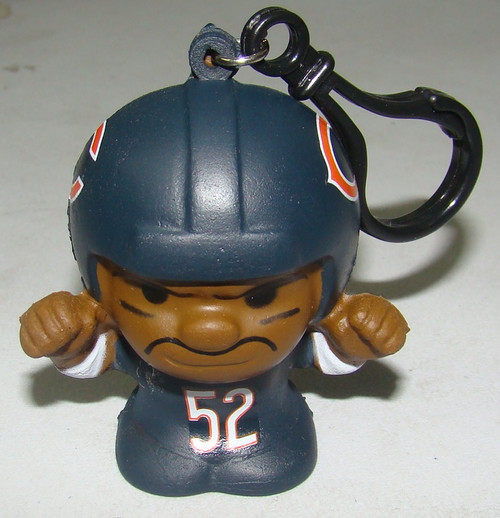 Chicago Bears Khalil Mack #52 Series 3 SqueezyMates NFL Figurine