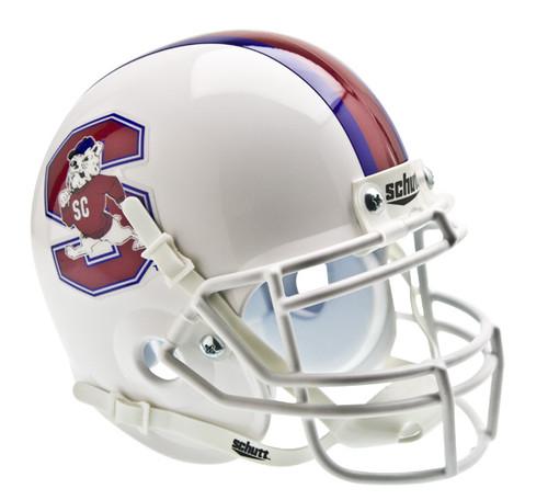 South Carolina State Bulldogs Schutt Mini Authentic Helmet