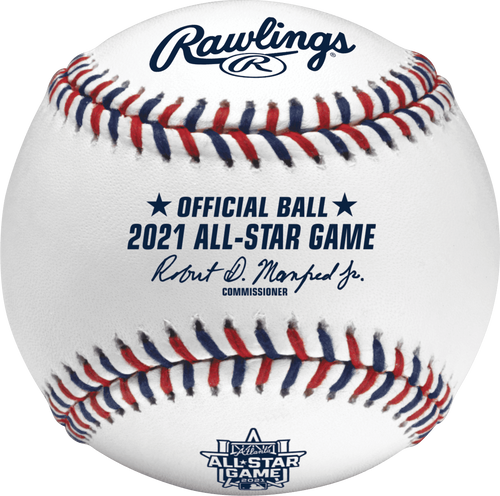 2021 MLB Official All-Star Game Baseball in Box - Atlanta, GA