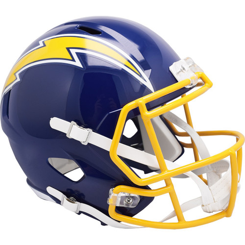 Riddell Speed Rep TB Chargers 74-87 Football Helmet